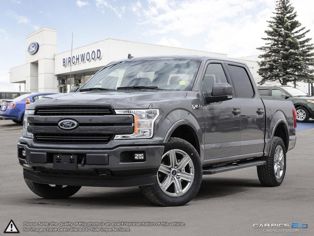 Used Ford Transit Connect >> New 2018 Ford F-150 Lariat Truck in Winnipeg #R18599 | Birchwood Ford