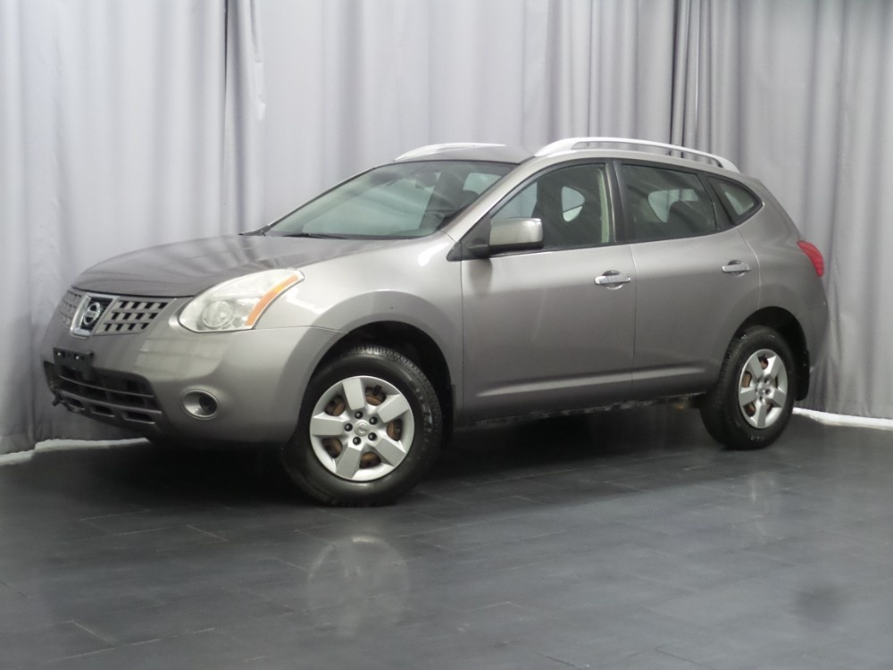 Certified Pre Owned 2010 Nissan Rogue S