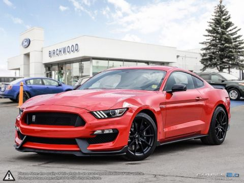 New 2018 Ford Mustang Shelby GT350